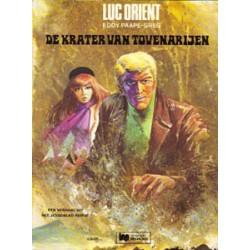 Luc Orient 07<br>De krater van tovenarijen<br>herdruk helmond