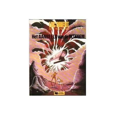 Luc Orient 13 Het aanbeeld van de bliksem 1e druk Helmond 1978