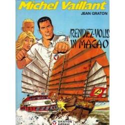 Michel Vaillant 43 - Rendez-vous in Macao 1e druk 1983