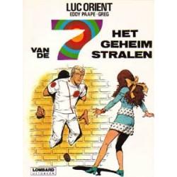 Luc Orient 06<br>Het geheim van de 7 stralen<br>herdruk