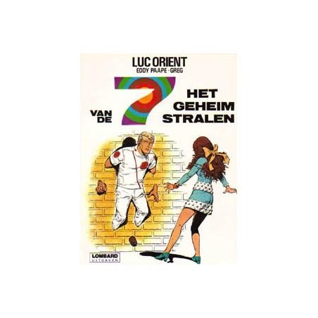 Luc Orient 06 Het geheim van de 7 stralen herdruk
