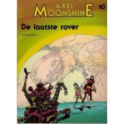 Axel Moonshine 10: De laatste rover