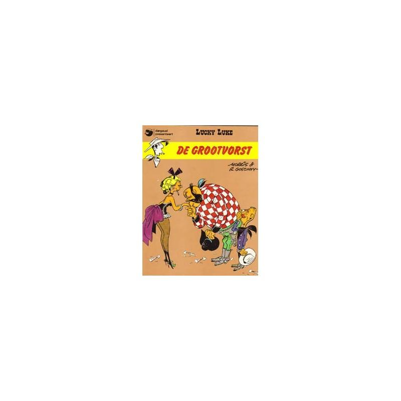 Lucky Luke II 10 - De grootvorst 1e druk 1975