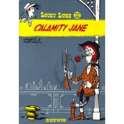 Lucky Luke 30 - Calamity Jane herdruk