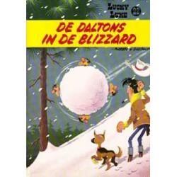 Lucky Luke<br>22 - De Daltons in de blizzard<br>herdruk