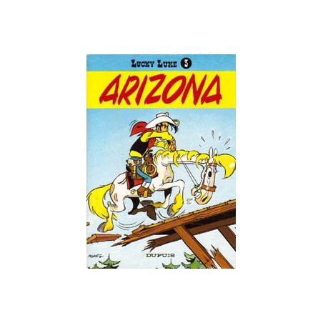 Lucky Luke 03 Arizona herdruk