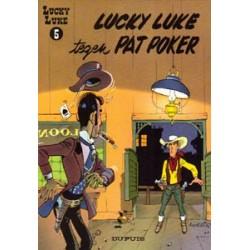 Lucky Luke<br>05 - Pat Poker<br>herdruk