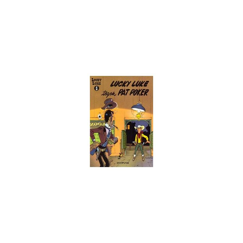 Lucky Luke 05 - Pat Poker herdruk