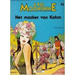 Axel Moonshine 11: Het masker van Kohm