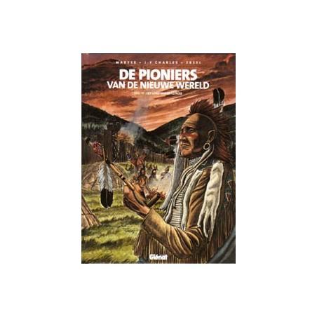 Pioniers van de Nieuwe Wereld  17 HC Het land van Illinois