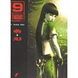 9 Tijgers 01<br>Xiao Wei