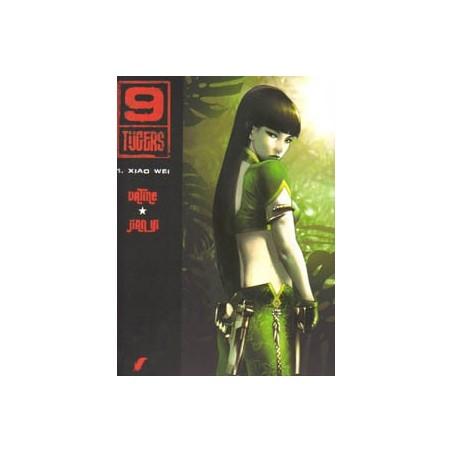 9 Tijgers 01 Xiao Wei