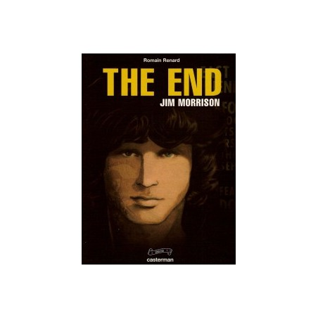 Rebels 05 Jim Morrison - The end