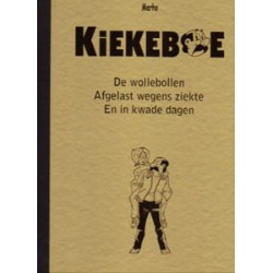 Kiekeboe Gouden trilogie HC<br>001, 050 & 112