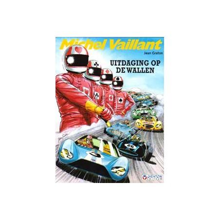 Michel Vaillant 50 Uitdaging op de wallen herdruk
