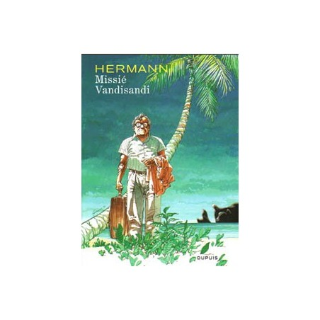Hermann  strips Missie Vandisandi