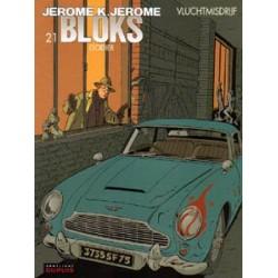 Jerome K. Jerome Bloks 21<br>Vluchtmisdrijf