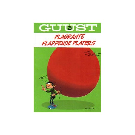 Guust Flater   03 Flagrante flappende flaters