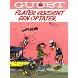 Guust Flater III 16 Flater verdient een optater