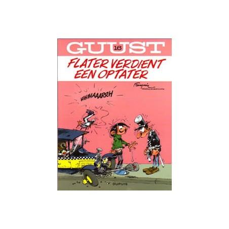 Guust Flater   16 Flater verdient een optater