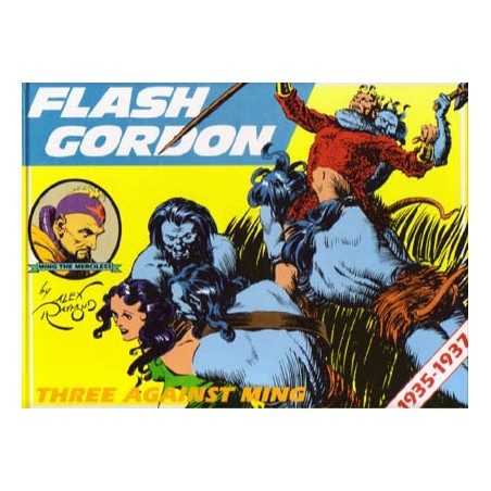 Flash Gordon HC 02 Three against Ming 1935-1937 1990
