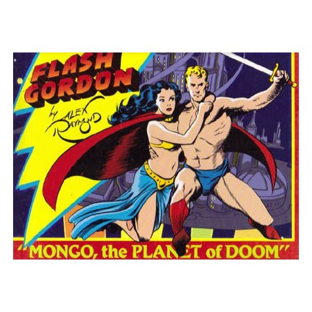 Flash Gordon HC 01 Mongo, the planet of doom 1934-1935