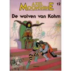 Axel Moonshine 12: De wolven van Kohm