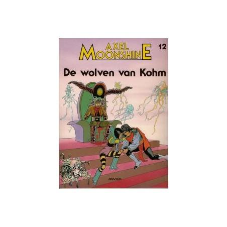 Axel Moonshine  12 De wolven van Kohm