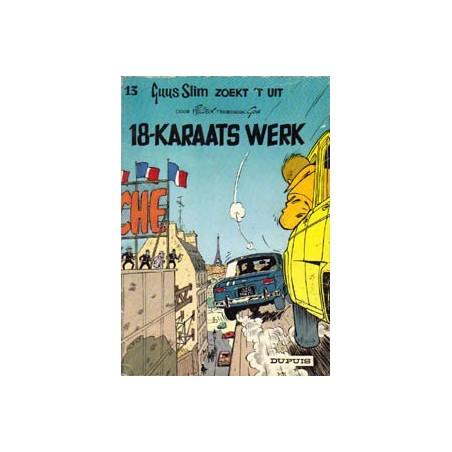 Guus Slim 13 18-Karaats werk herdruk 1974