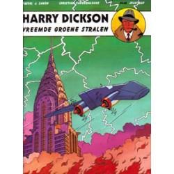 Harry Dickson 05 HC<br>Vreemde groene stralen<br>1e druk 1996
