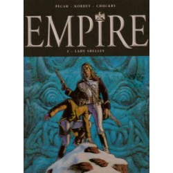 Empire 02<br>Lady Shelley HC
