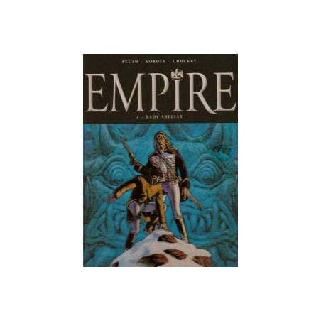 Empire 02 Lady Shelley HC