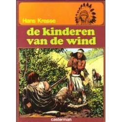 Indianenreeks 02<br>De kinderen van de wind<br>herdruk