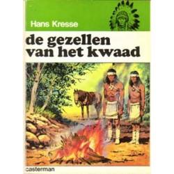 Indianenreeks 03 De gezellen van het kwaad 1e druk 1974