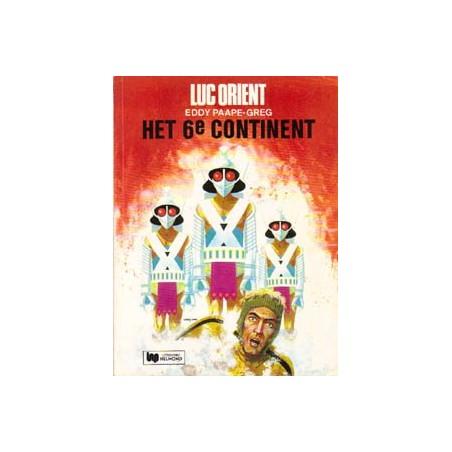 Luc Orient 10 Het 6e Continent herdruk Helmond