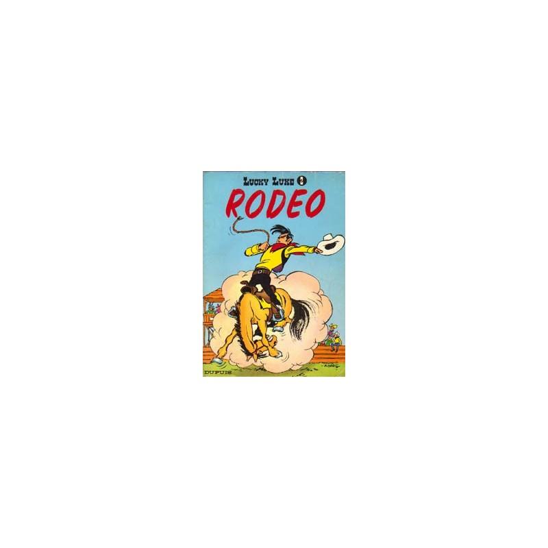 Lucky Luke 02 - Rodeo herdruk