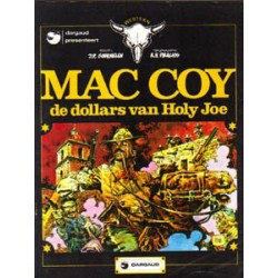 Mac Coy 02<br>De dollars van Holy Joe<br>1e druk 1979