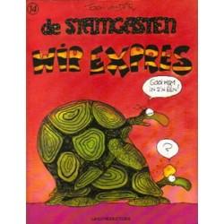 Stamgasten 14 Wip expres 1e druk 1989