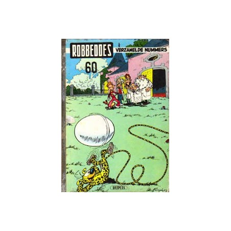 Robbedoes bundel 060 HC 989–998 1957