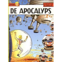 Lefranc<br>10 - De apocalyps<br>1e druk 1987