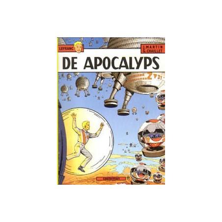 Lefranc 10 De apocalyps 1e druk 1987
