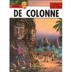 Lefranc<br>14 - De colonne<br>1e druk 2001
