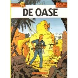 Lefranc<br>07 - De oase<br>1e druk 1981