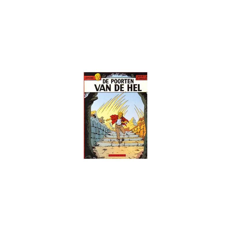 Lefranc 05 - De poorten van de hel 1e druk 1978