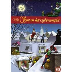 Sinterklaas De Sint en het cybercomplot 1e druk 1999