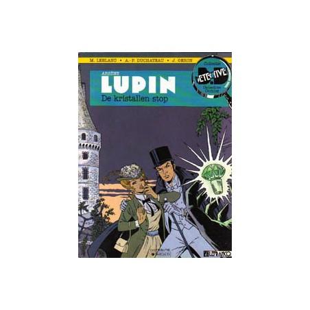 Detective Strips 02 Arsene Lupin De kristallen stop