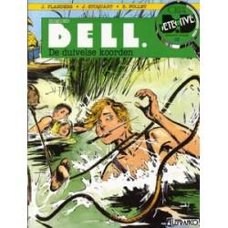 Detective Strips 13<br>Edmund Bell<br>De duivelse koorden