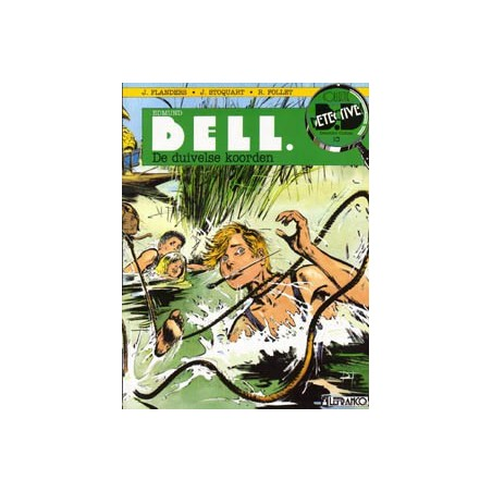 Detective Strips 13 Edmund Bell De duivelse koorden