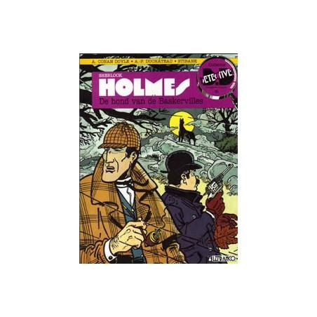 Detective Strips 16 Sherlock Holmes Hond van Baskervilles 1e druk 1992
