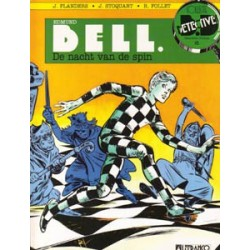 Detective Strips 18<br>Edmund Bell<br>Nacht van de spin